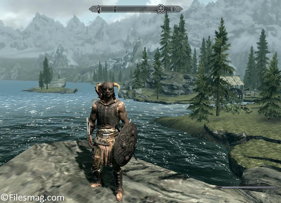 The Elder Scrolls V Skyrim Game Free Download