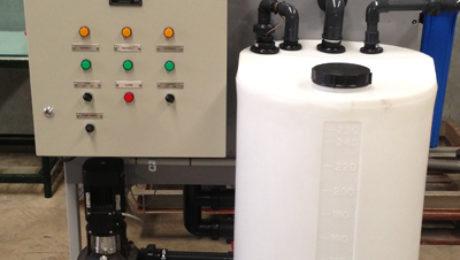 Sistem Pembersihan (Clean-In-Place System)