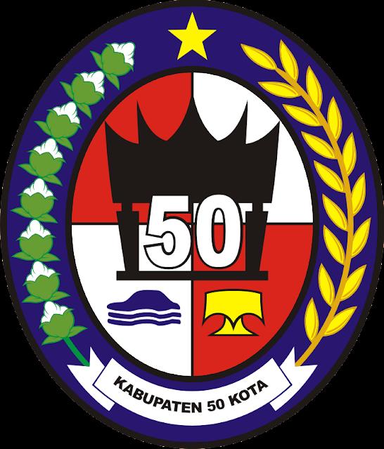 Logo | Lambang Kabupaten Lima Puluh Kota