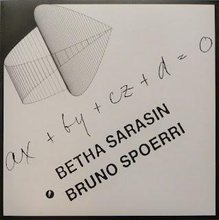 Bruno Spoerri, Betha Sarasin, ax + by + cz + d = 0