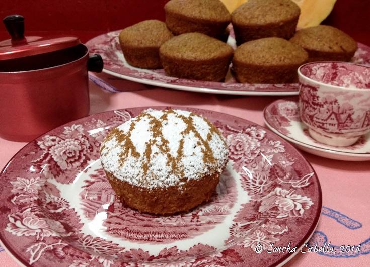 muffins-calabaza