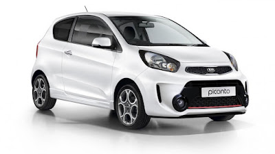 KIA Picanto right side front view Images 6