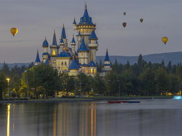Un week-end anniversaire chez Disneyland Paris