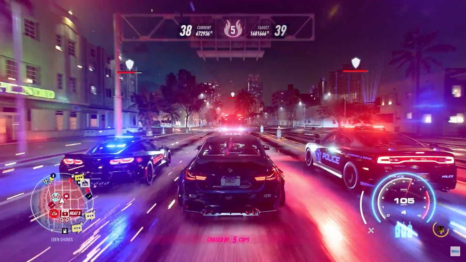 كل ما تحتاج معرفته عن لعبة Need For Speed Heat
