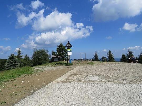 Jaworzyna Krynicka (1114 m n.p.m.)