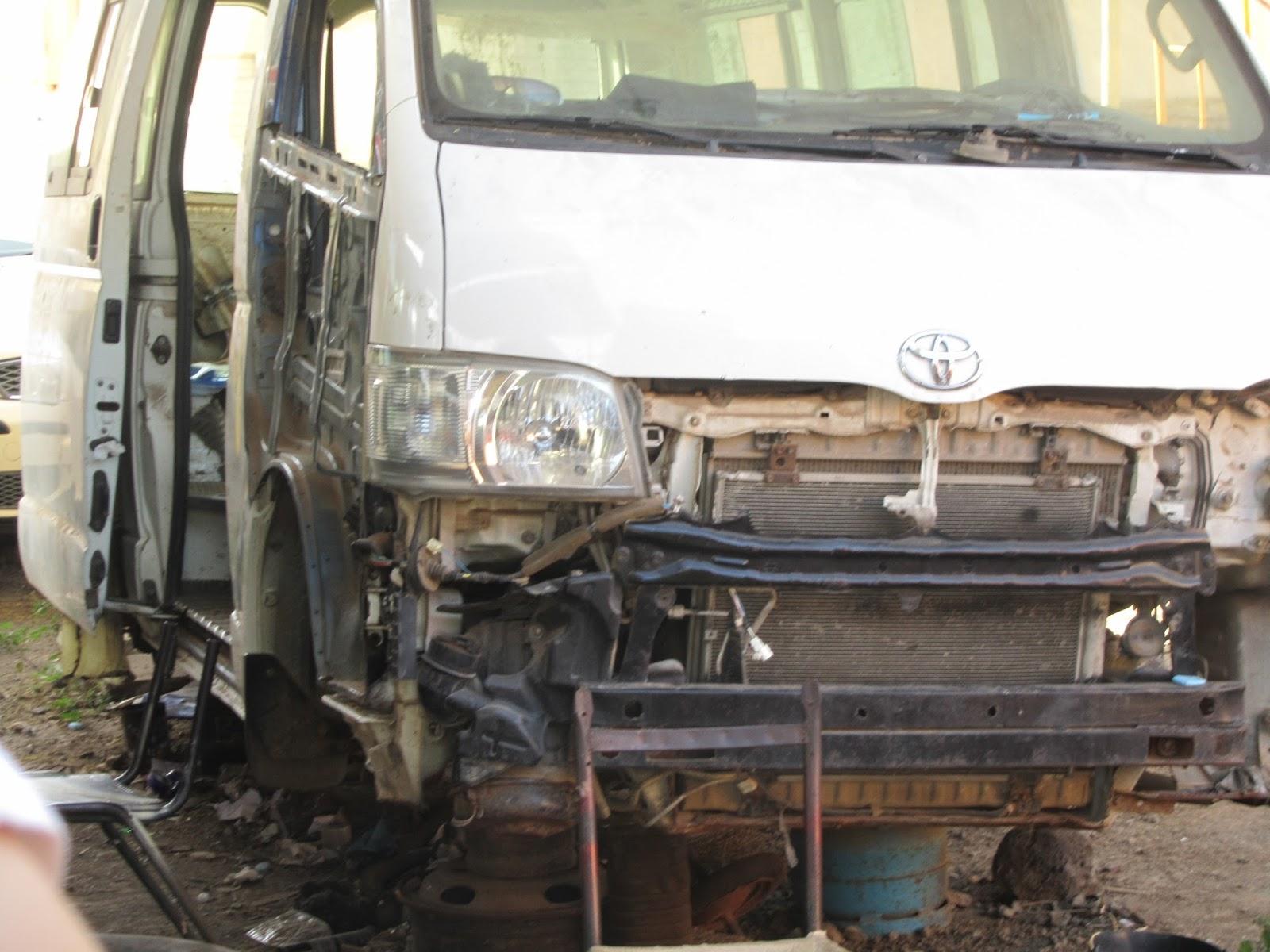 El Vidre Al Cor 12 Volt Led Driver Circuit Additionally 2017 Toyota Ta A Interior Road Crashes Involving Hiace Vans In Cape Verde Gerard Horta