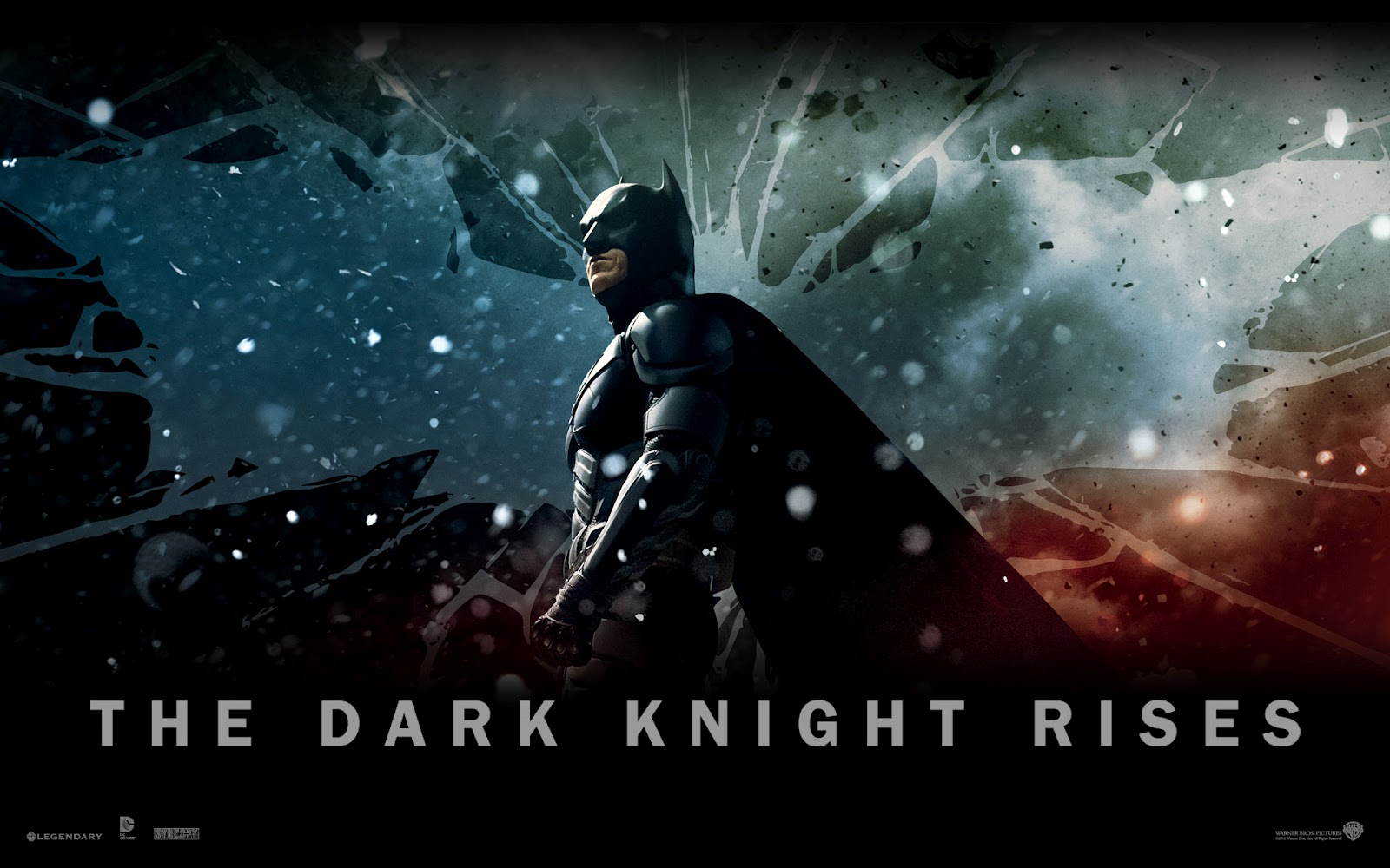 THE DARK KNIGHT RISES Mega Gallery Featuring 50 Images and 15 Posters