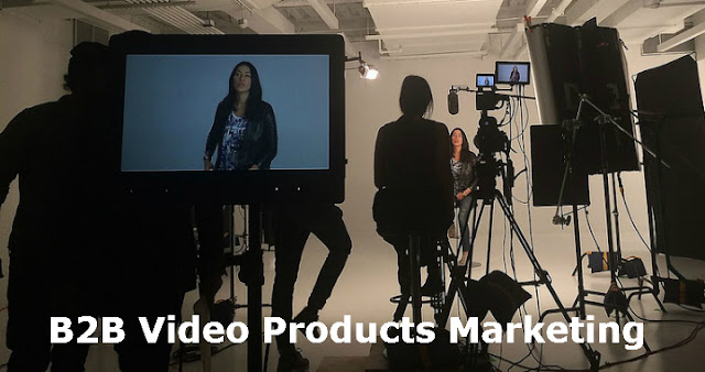 B2B Video Products marketing