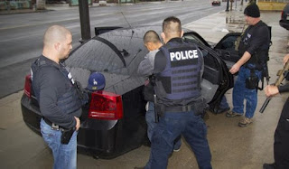 Federal immigration agents arrested more than 150 people in California