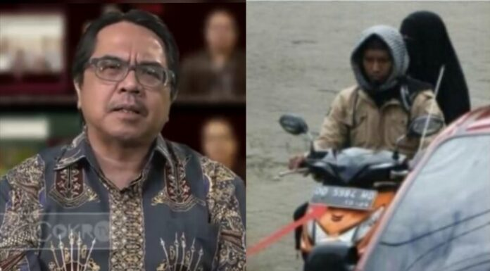 Ade Armando Ngotot Bilang Ajaran Islam Berperan dalam Rangkaian Aksi Teror Akhir-Akhir Ini