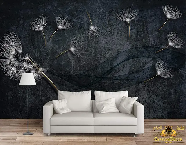 هل ورق الجدران أم الطلاء يكون أفضل