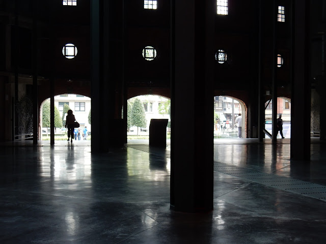 La Alóndiga, Metro, Bilbao, España, Elisa N, Blog de Viajes, Lifestyle, Travel