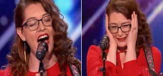 Μια κωφή κοπέλα που τραγουδάει και παίζει κιθάρα άφησε τους κριτές με το στόμα ανοιχτό