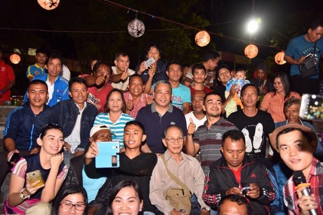 Mendes Dana Desa Tak Boleh Bangun Kantor