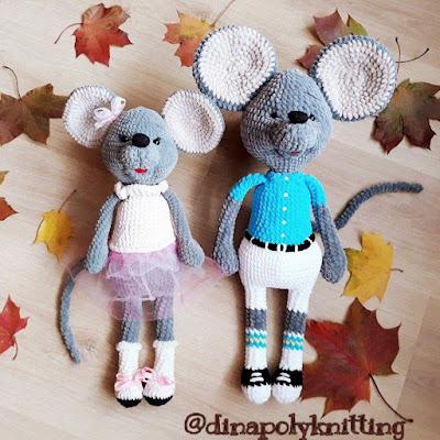 Мыши Пенька и Понька