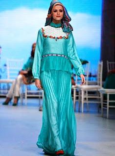 Model Busana Muslim Shafira Terbaru