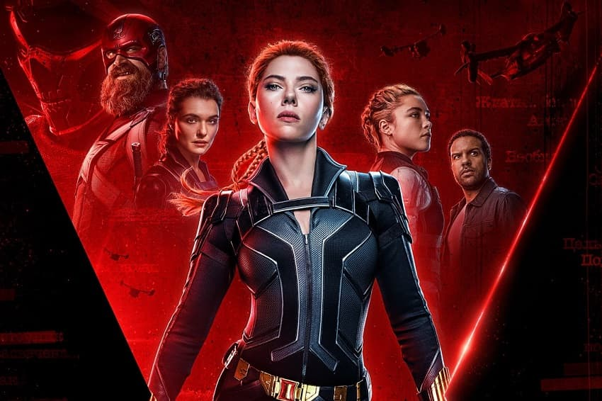 Disney показала второй финальный трейлер кинокомикса «Чёрная Вдова»