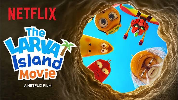 The Larva Island Movie(2020) WEBDL