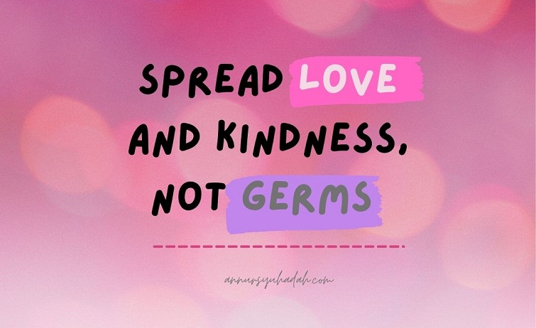 Spread Kindness,Supporting our community through COVID-19