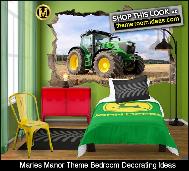 john deere wall decal john deere wall decorations john deere bedding john deere bedroom