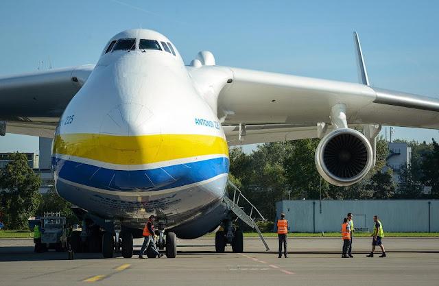Confira no detalhe: Maior avião do mundo irá fazer escala no aeroporto de Guarabira