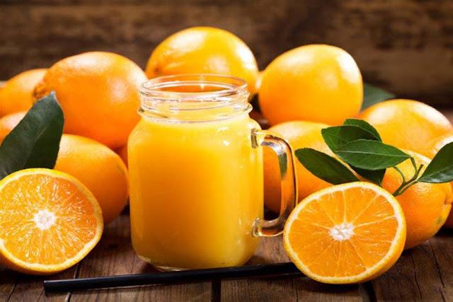 """البرتقال سيد السلع في العالم  زمن فيروس """"كورونا"""""""