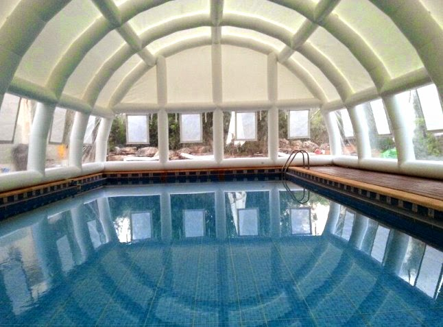 Coperture gonfiabili per piscina