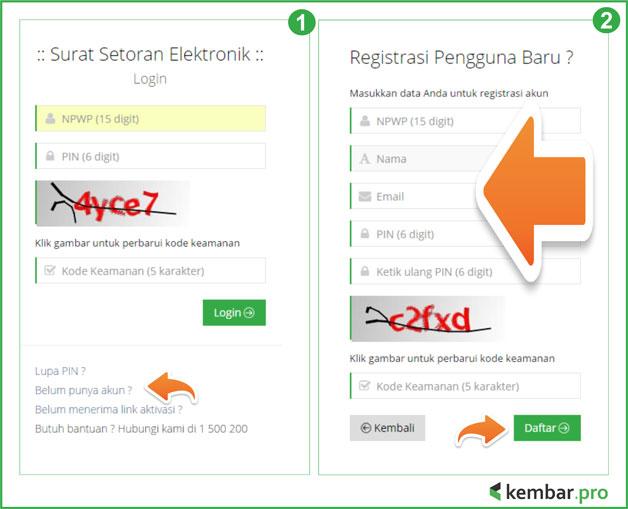 SSE3 Pajak : Surat Setoran Elektronik via sse3.pajak.go.id
