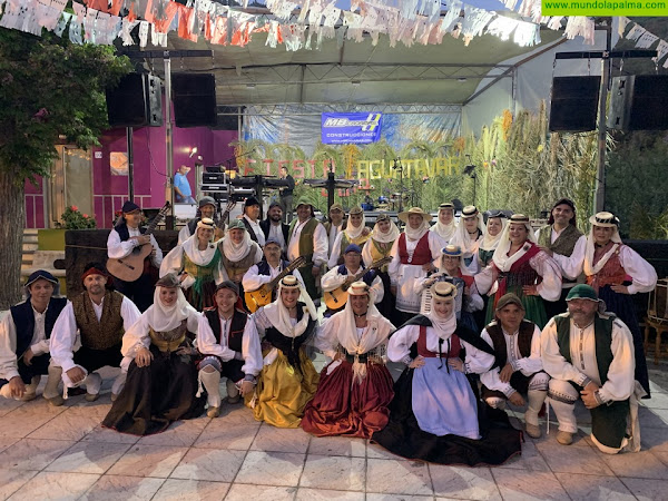 La Agrupación Folclórica Tagomate celebra su XLVII aniversario el próximo sábado 21 de noviembre