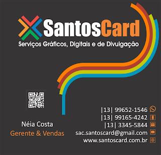 SantosCard Serviços Gráficos