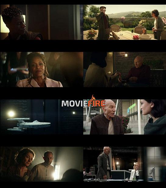 Star Trek Picard Season 1 1080p