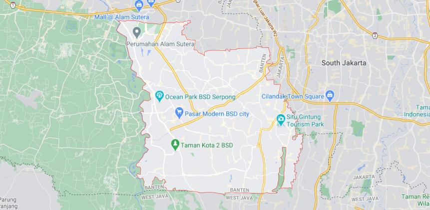 Layanan Service AC Kota Tangerang Selatan Terbaik