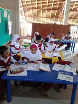 membangun kebiasan belajar pada anak