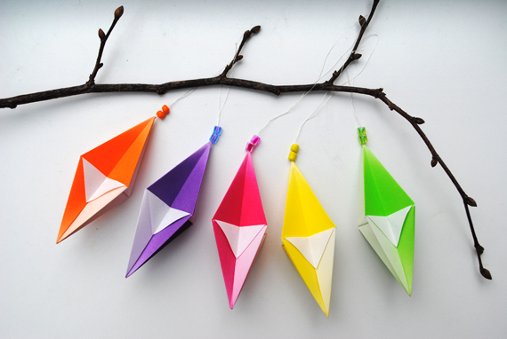 http://www.minieco.co.uk/origami-hanging-decorations/