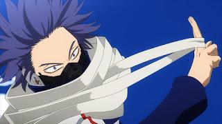 ヒロアカ5期 | 心操人使 ペルソナコード | Shinso Hitoshi | 僕のヒーローアカデミア アニメ | My Hero Academia | Hello Anime !