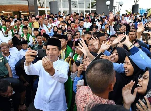 Closing Statement, Pak Jokowi: Tidak ada yang Saya Takuti! Kecuali Allah