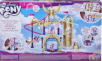 My Little Pony Royal Racing Zipline Playset with Princess Pipp and Cloudpuff