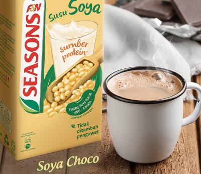 Resipi Soya Choco