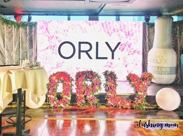 Orly Builder stage design