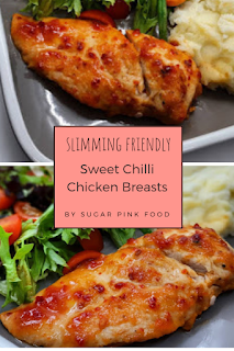 slimming world sweet chilli recipes