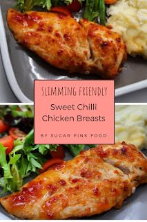 slimming world sweet chilli recipes
