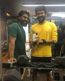 Bigg Boss Kavin Gym Photos,kavin fitness gym