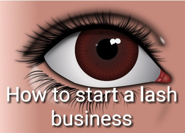 How to start a lash business