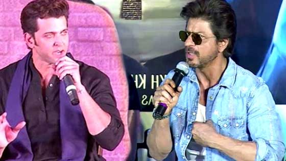 Shahrukh Khan To Replace Hrithik Roshan In Shankar's Next