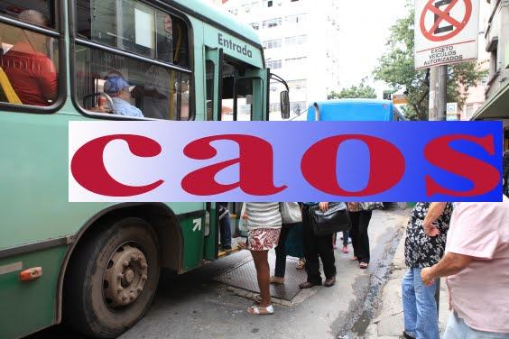 """""""Solução para o Caos no transporte urbano"""" POR J BARRETO"""