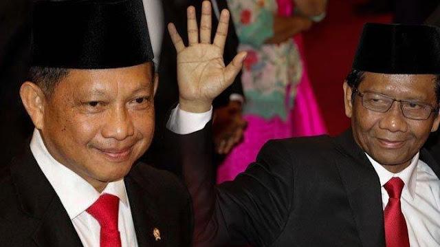 Mahfud MD Gantikan Tito Sebagai Mendagri Ad Interim, Ada Apa Dengan Tito?