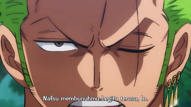One Piece Episode 909 Subtitle Indonesia