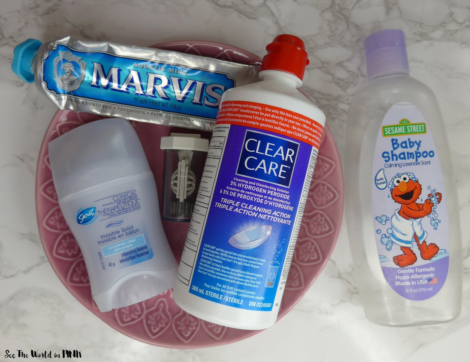 May 2019 - Monthly Empties