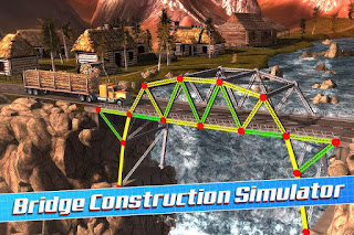 Bridge Construction Simulator Mod V1.0.1 Apk [Unlimited Hints]