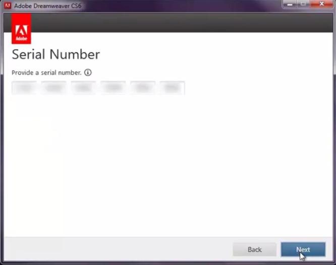How much is a Dreamweaver CS6 license?